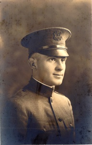 Army Lt. Walter Gesell fought in the Great War.